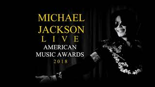 THEY DON'T CARE ABOUT US (Live from AMERICAN MUSIC AWARDS 2018) - Michael Jackson