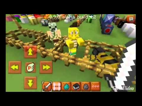 Minecraft PE 0.9.0-Texture Pack Super Mario Craft