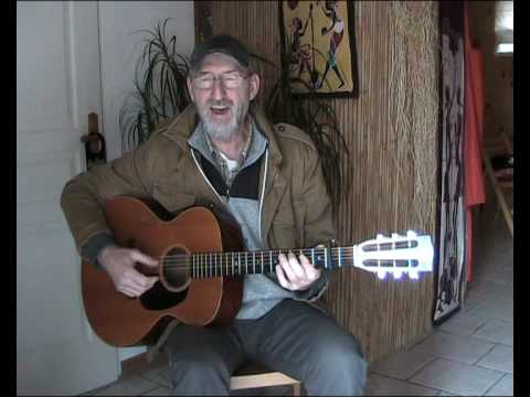 www.Play-Blues-Guitar.eu - Untrue Blues (Blind Boy Fuller Cover)