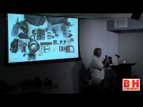 Expedition 7 Documentary Film Making with Bruce Dorn
