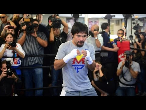 Manny Pacquiao PED Drug Tested 6 Times In 5 Weeks ! Excessive ? Floyd Mayweather PED Test Results ?