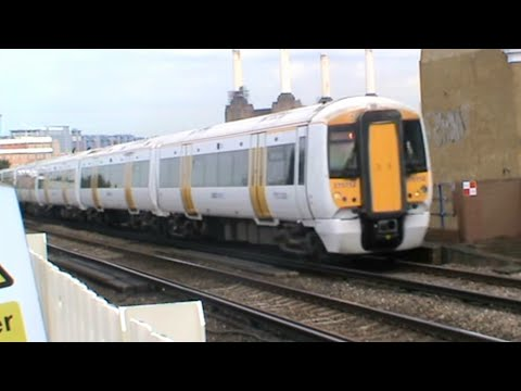 Trains at Wandsworth Road, Clapham Junction and Raynes Park| Friday 26/7/13 Part 1 Includes: Southeasterns: 465, 466, 375 Southern: 377 London Overground: 37...