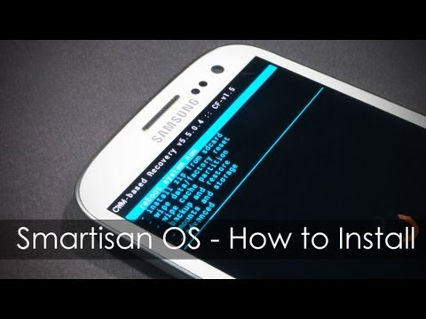 Galaxy S3 - How to Install the Smartisan OS Custom ROM (I9300 Only)