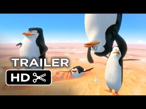 Penguins Of Madagascar Trailer 1 (2014) Benedict Cumberbatch Animated Movie Hd video