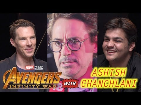 Avengers Infinity War with Ashish Chanchlani thumbnail