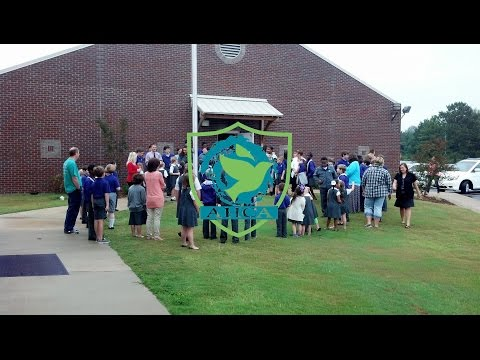 See You At the Pole 2014: Adullam House Christian Academy