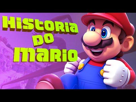 História do Super Mario