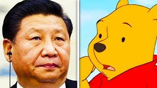 Why China Hates Winnie The Pooh
