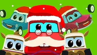 Jingle Bells | Zeek and friends | Videos for babies | Fun car Cartoon