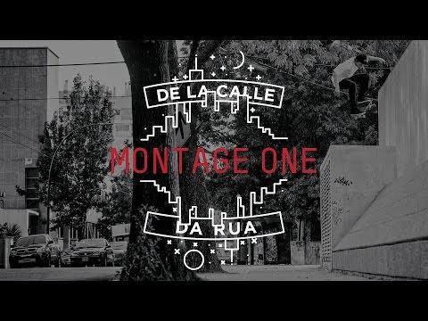 De La Calle/Da Rua - Montage One