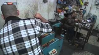 """ورش إنتاج الحلي """"مهددة"""" في غزة"""