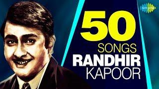 Top 50 Songs of Randhir Kapoor   रणधीर कपूर के 50 गाने   HD Songs   One Stop Jukebox