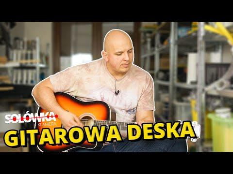 Solówka Klamera: Gitarowa Deska Klozetowa
