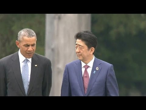 World leaders focus on North Korea's nuclear threat during G7 Summit