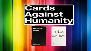 MOST OFFENSIVE GAME YET!! - Cards Against Humanity with The Crew Volume 3