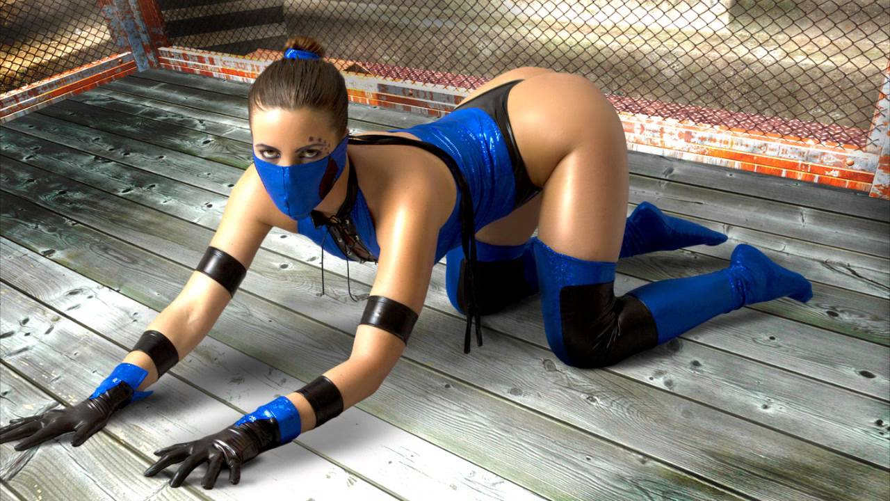 mortal kombat in cosplay mode   youtube
