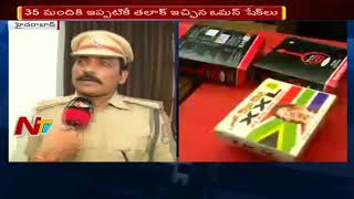 DCP Satyanarayana Face to Face over Oman Sheikhs Arrested in Old City