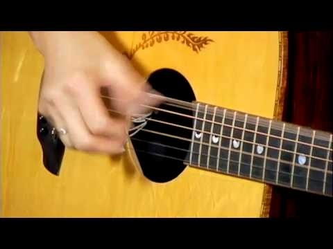 Acoustic Rhythm Guitar Lesson - #7 - Survival Guide - Vicki Genfan