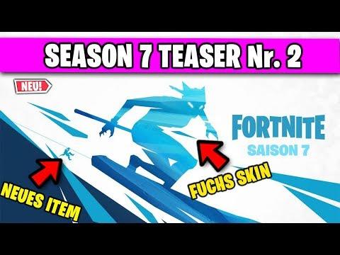 Zweiter Season 7 Teaser Trailer Ist Da Fortnite Saison 7
