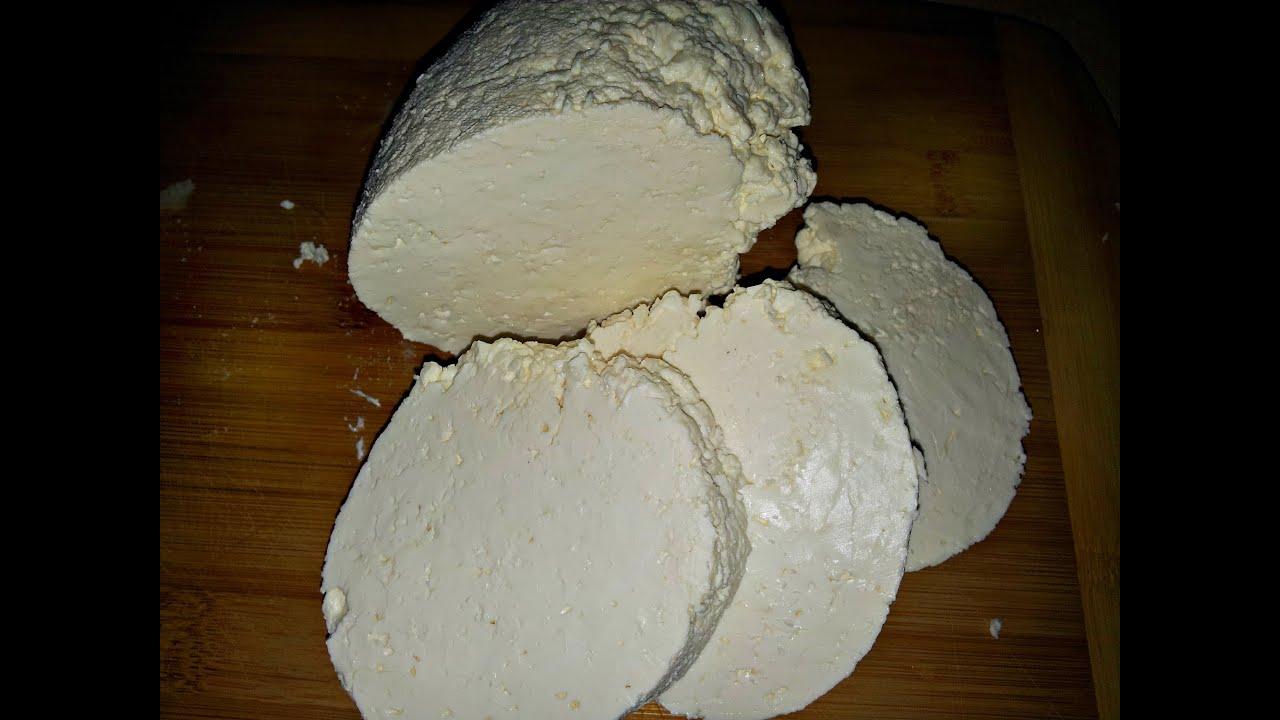 Сыр в домашних условиях из молока и сметаны с фото пошагово в