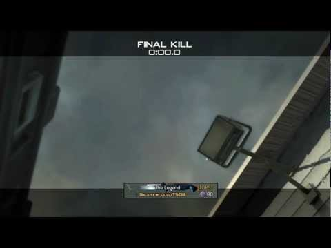 MW3 GWK | THEDIFFE's Top 5 - TK Final Cams | Ep 2