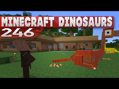 Minecraft Dinosaurs! - Episode 246 - Park Supervisor
