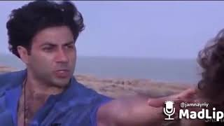 Funny video || funny vines sunny deol || funny must watching guys