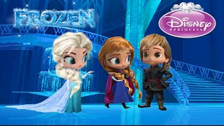 Shimmer and Shine a Treemendous Rescue Episode Color Disney Frozen Anna and Elsa