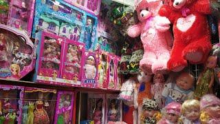 পাইকারি দামে কিউট বাবুদের ফ্রোজেন ডল হাউজ, টেডিবেয়ার কিনুন/Wholesale Baby frozen dollhouse.