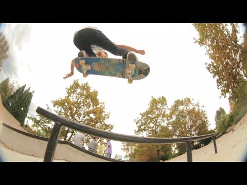 Gabe DiNorscio afternoon session with Rastaclat