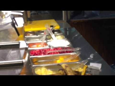 Chiquita Fruit Bar Frankfurt HD