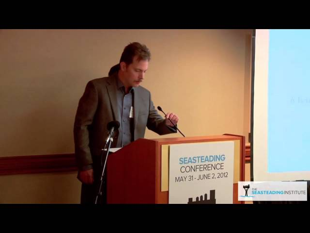 Michelle & Thrond Toftely on Res Judicata at the Seasteading Conference 2012