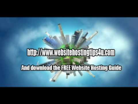 0 What Is Web Hosting?
