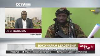 Boko Haram leader Shekau dismisses reports of his replacement in the group