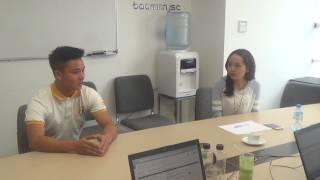 Phỏng vấn lao động Nguyễn Anh Tú- Đơn hàng điện tử Duệ Năng Gogoro