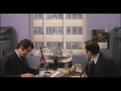 monty python-people falling out of high buildings Video