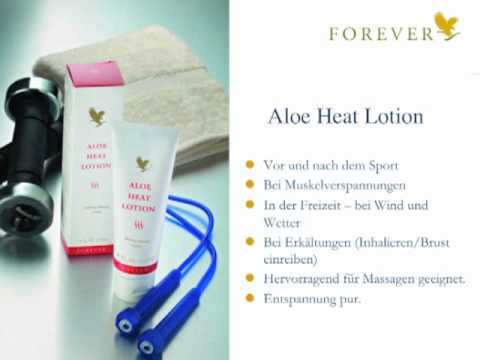 Aloe Lotion Forever Living uk Aloe Heat Lotion Forever