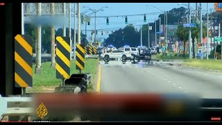 Baton Rouge shooting: 3 US police officers killed
