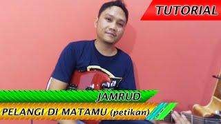 download lagu Cara Bermain Gitar Petikan Jamrud Pelangi Di Matamu  gratis