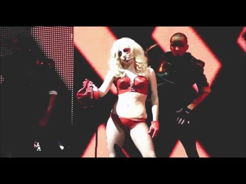 Lady Gaga - Poker Face ('The Monster Ball Tour' Starring: Lady Gaga)
