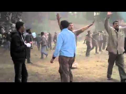 Тахрир - Египетские беспорядки / Tahrir Clashes