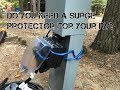 RV Surge Protector Guide | The Savvy Campers