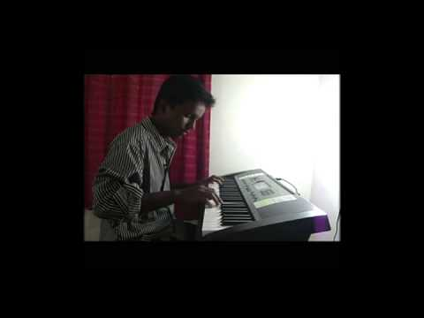 Saathiya (Singham) Instrumental Cover On Keyboard By Gaurav...