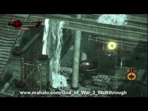 God of War III Walkthrough - Maze Puzzle HD streaming vf