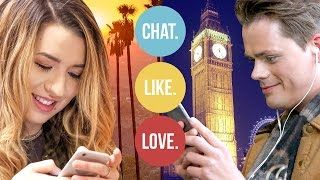 CHAT.LIKE.LOVE. Trailer w/ Mia Stammer & Chris Kendall - WATCH NOW