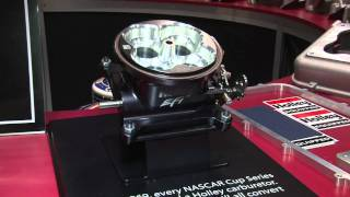 2013 SEMA Video Coverage: Holley Performance Products LS Intakes, Pan, Conversion Parts V8TV