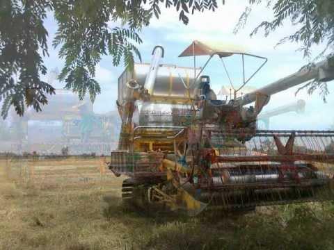 รถเกี่ยวไทยเจริญการช่าง