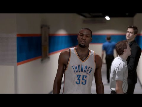 NBA 2K15 MyCAREER - Full Details + Simming Games. Switch Jerseys. Going Undrafted & Free Agency!