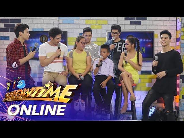 It's Showtime Online: John Jamiel's preparations