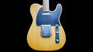 Custom Relic Classic Vibe 50s Telecaster Squier by Fender